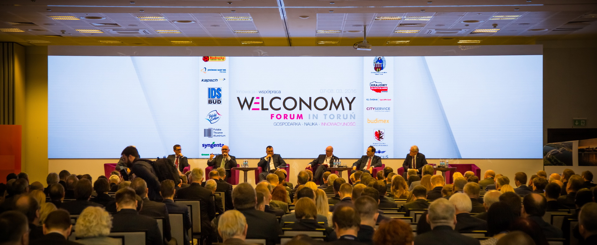 WELCONOMY FORUM 2016