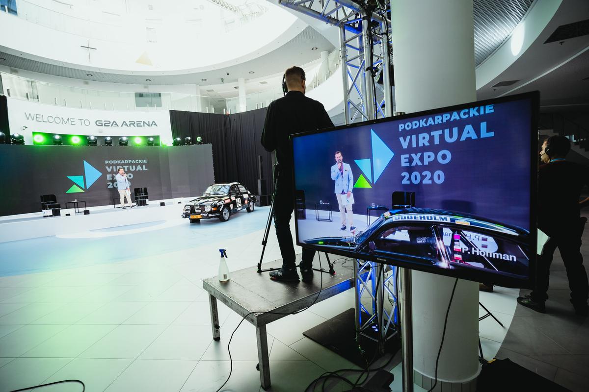 VIRTUAL EXPO IN THE PODKARPACIE REGION